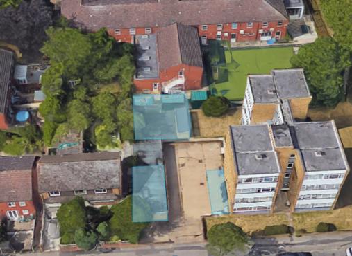 Lewisham effington flats